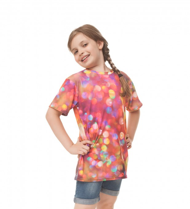 Bokeh t-shirt for kids аватар 1