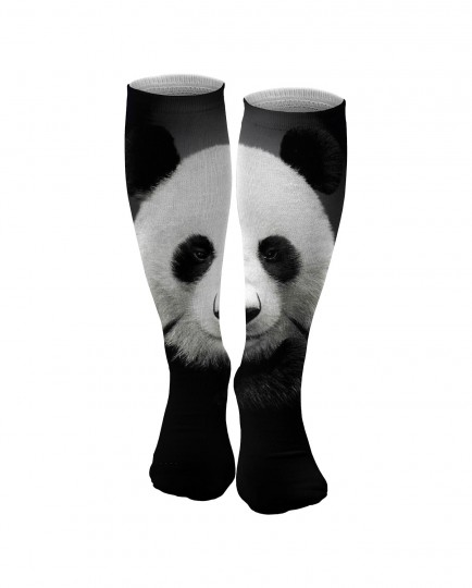 Panda knee socks Thumbnail 1