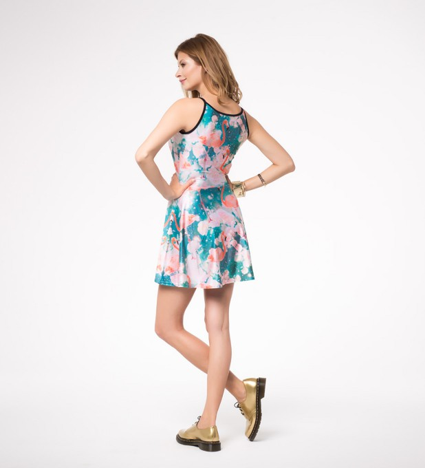 Flamingos sundress Thumbnail 2