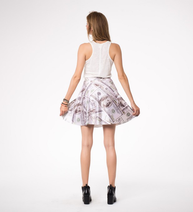 Dollars skater skirt Miniature 2