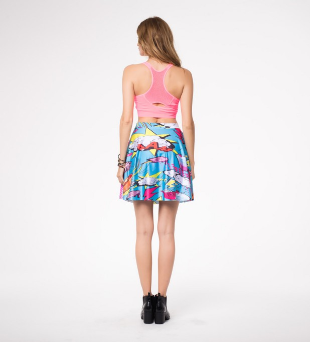 Comics skater skirt Miniature 2
