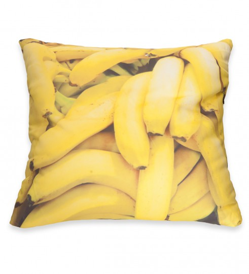 Bananas pillow Miniature 2