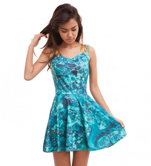 Precious skater dress Thumbnail 1