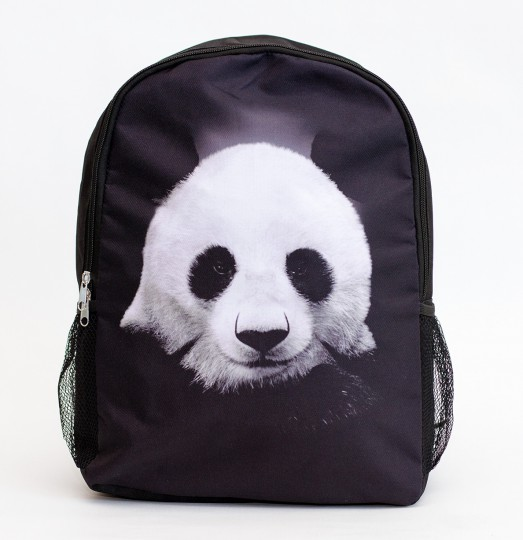 Panda backpack Miniature 1