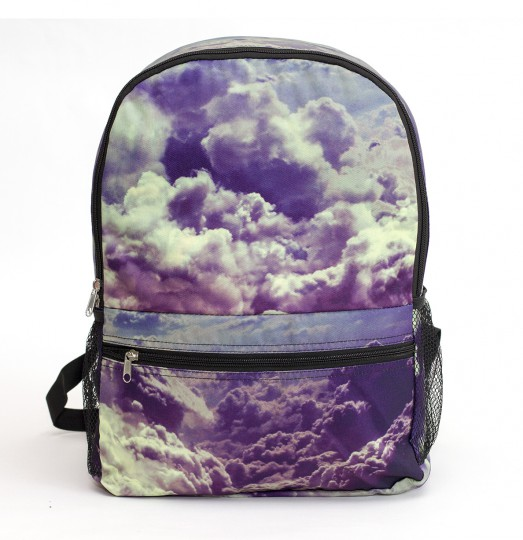 clouds backpack Thumbnail 1