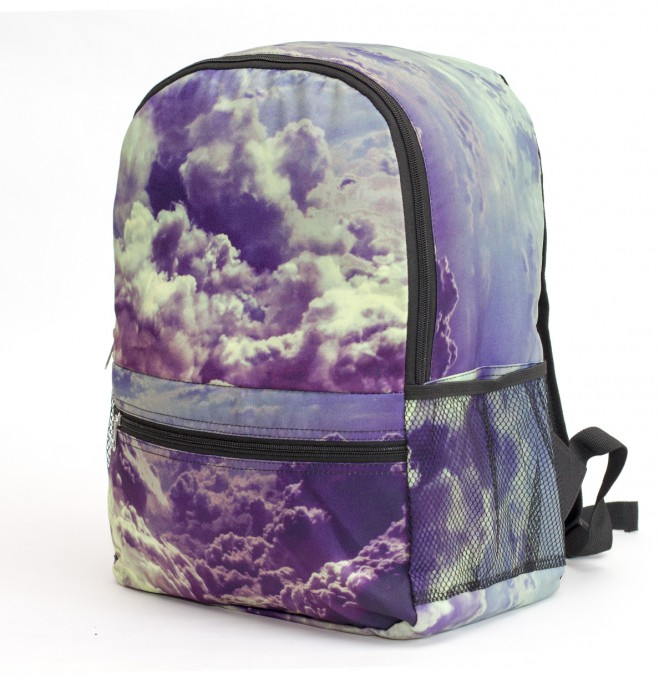 clouds backpack Thumbnail 2