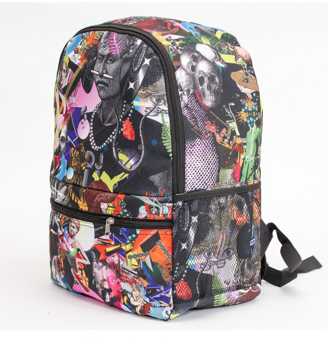 Popping collage backpack аватар 2