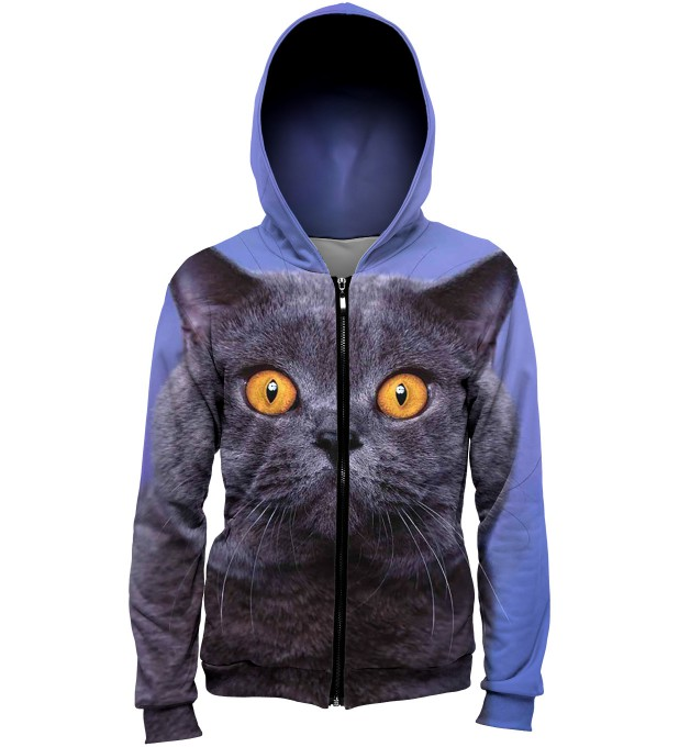 British cat Zip Up Hoodie аватар 1