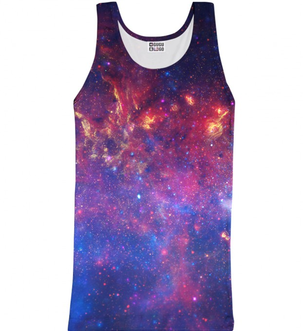 Purple Nebula tank-top Thumbnail 1