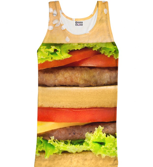 Hamburger tank-top Thumbnail 1