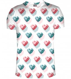Diamond Hearts t-shirt Thumbnail 1