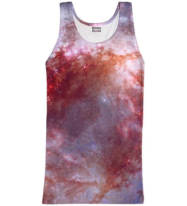 Red Nebula tank-top Thumbnail 1