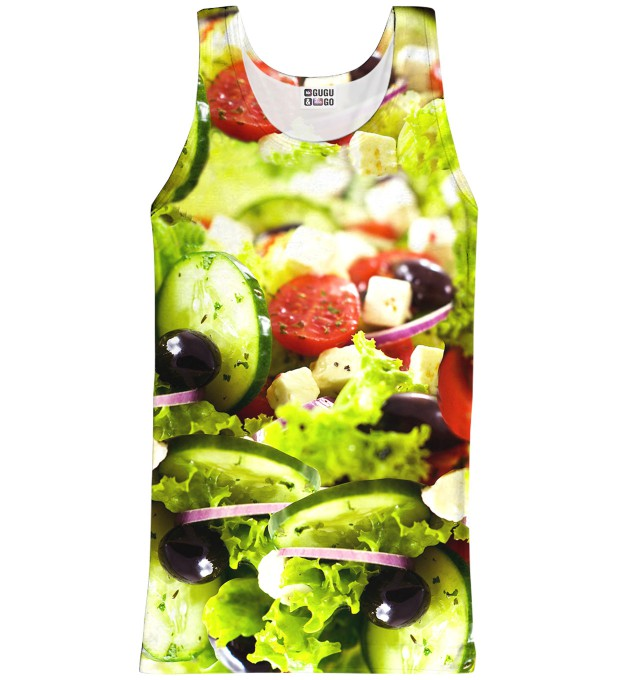 Greek Salad tank-top Thumbnail 1