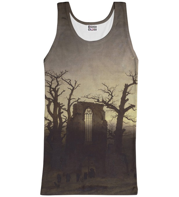 Dark Gate tank-top Miniaturbild 1