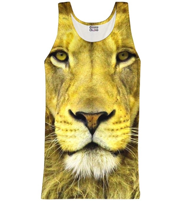 Lion tank-top Miniatura 1