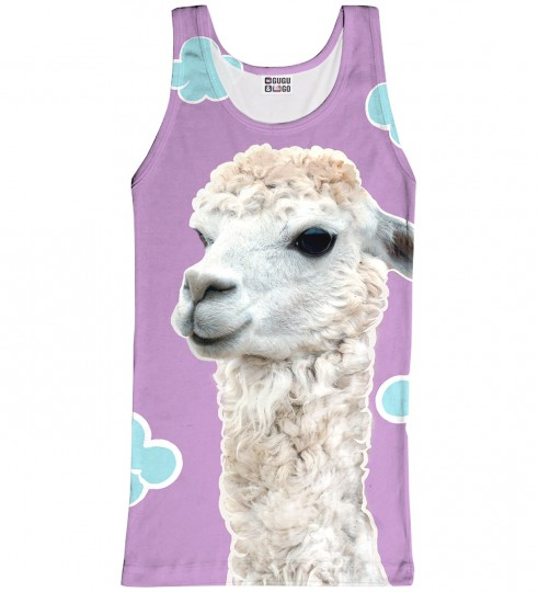 Lama tank-top Miniature 1