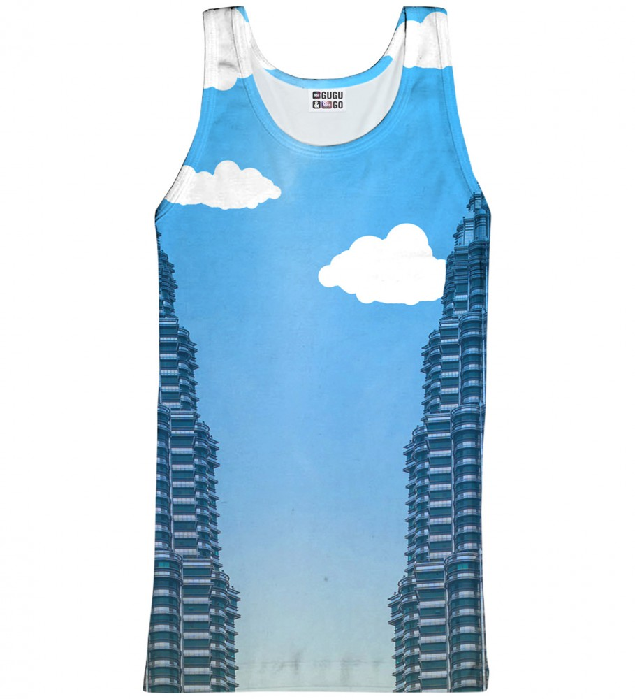 Mr. Gugu & Miss Go, Towers tank-top Image $i