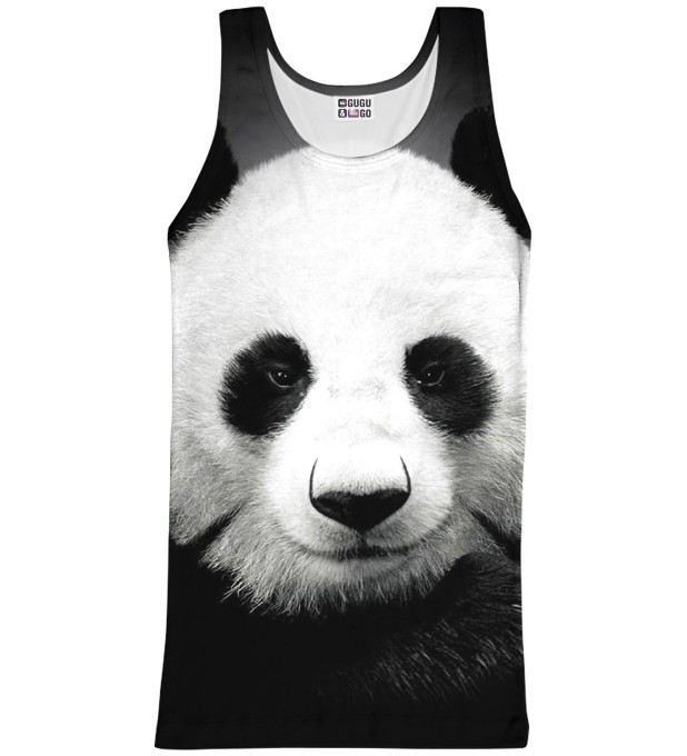 Panda tank-top Miniature 1