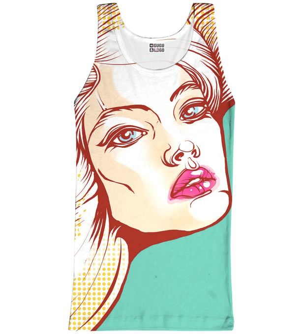 Pop art 3 tank-top Thumbnail 1