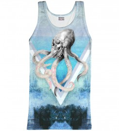 Mr. Gugu & Miss Go, Octopus tank-top Thumbnail $i
