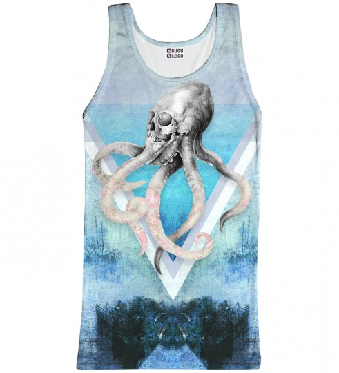 Octopus tank-top Miniature 1