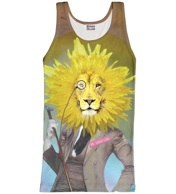 Dandy Lion tank-top Miniatura 1