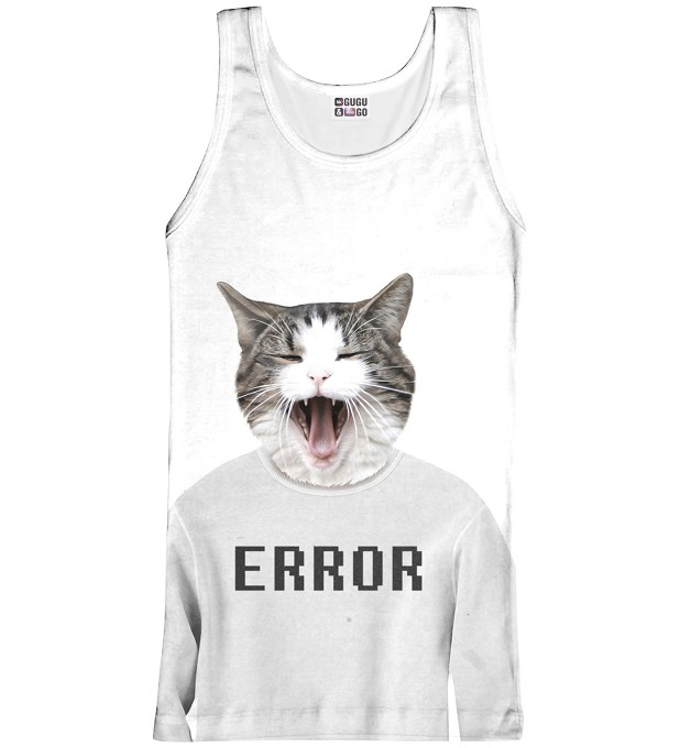 Error tank-top Thumbnail 1