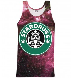 Mr. Gugu & Miss Go, Stardrugs tank-top Thumbnail $i