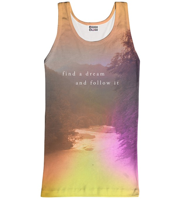 Follow The Dream tank-top Thumbnail 1
