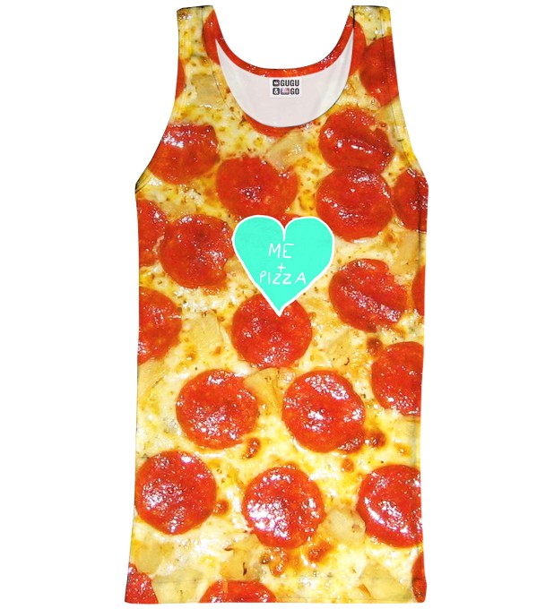 Pepperoni tank-top Thumbnail 1