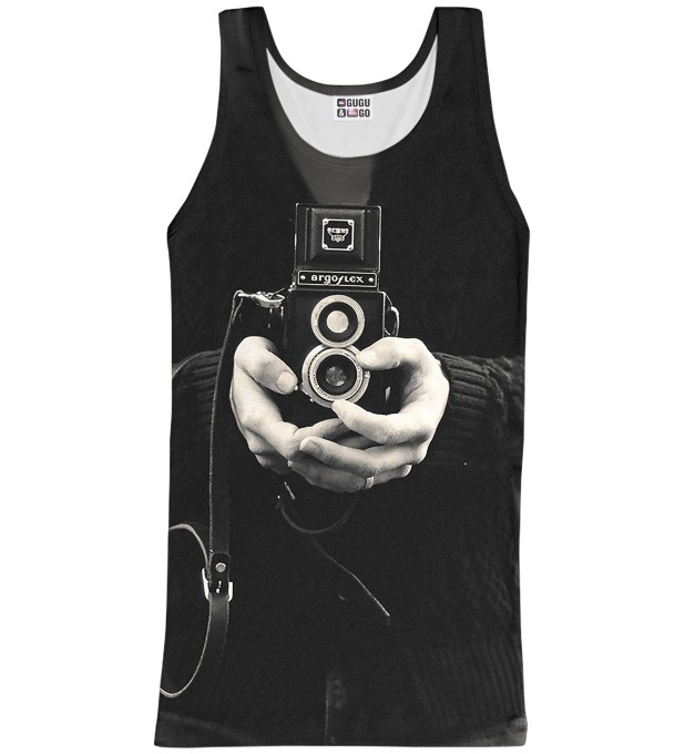 Camera tank-top Thumbnail 1