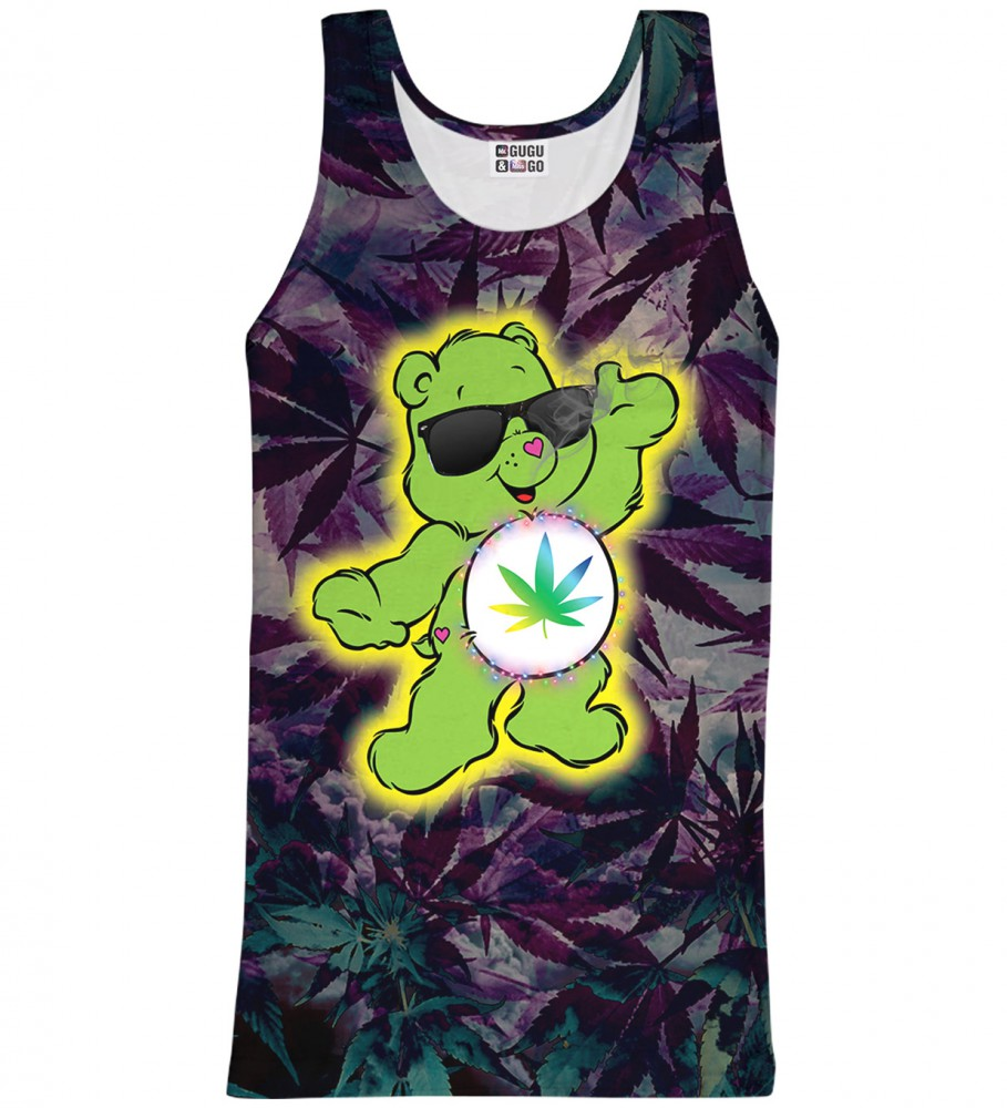 Mr. Gugu & Miss Go, Smoke'n'bear tank-tops Image $i