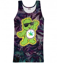 Mr. Gugu & Miss Go, Smoke'n'bear tank-tops Thumbnail $i