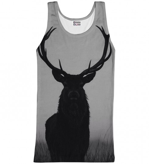 Wild deer tank-top Miniature 1