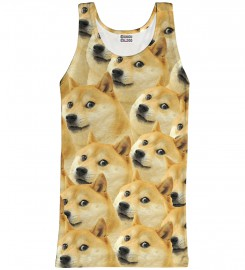 Mr. Gugu & Miss Go, Doge tank-top Thumbnail $i