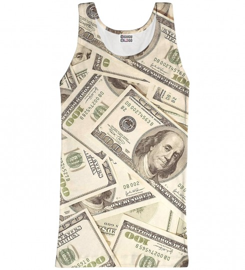 Dollar tank-top Miniature 1