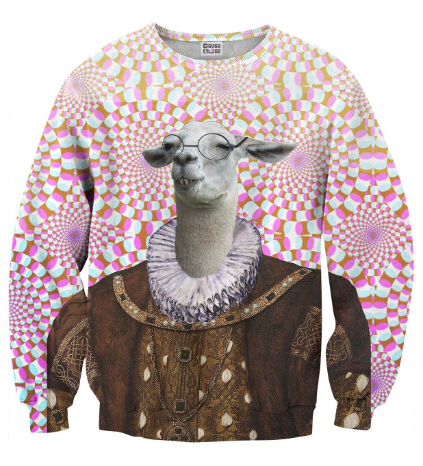 Goat Lady sweater Thumbnail 2