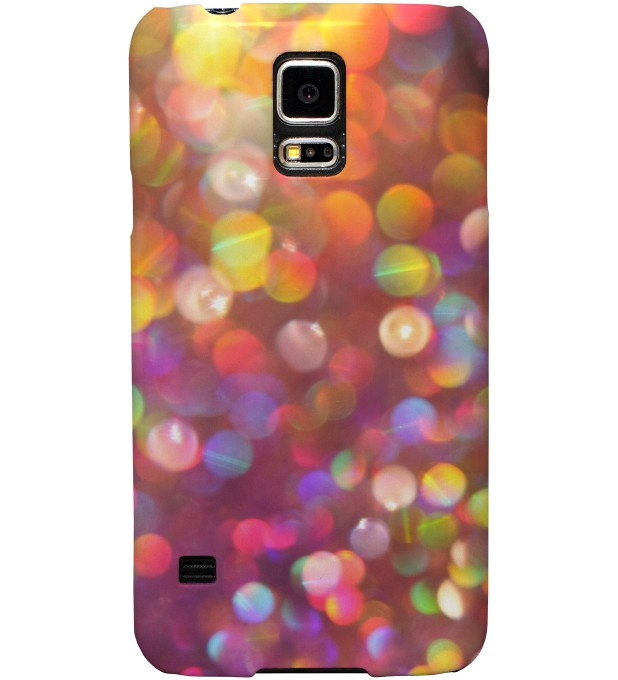 Bokeh phone case Miniature 1