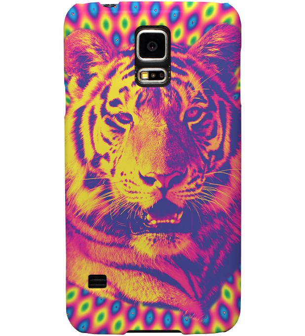 Crazy Tiger phone case Thumbnail 1