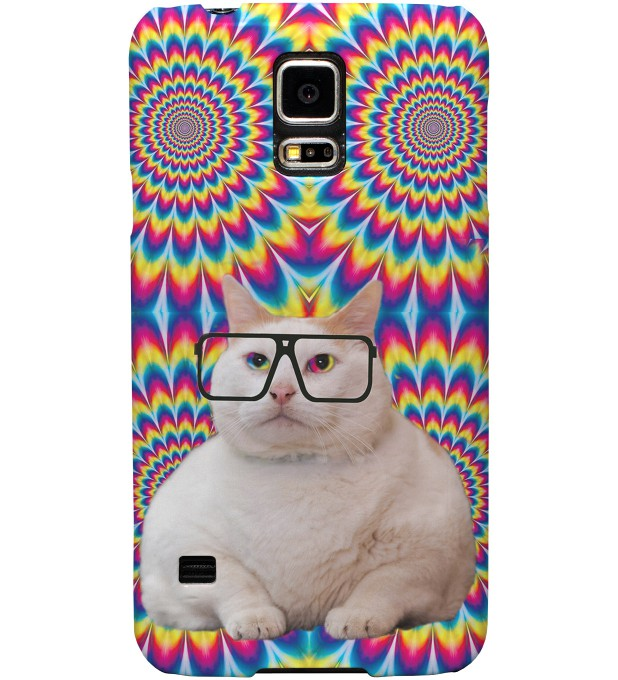 Fat cat phone case Thumbnail 1