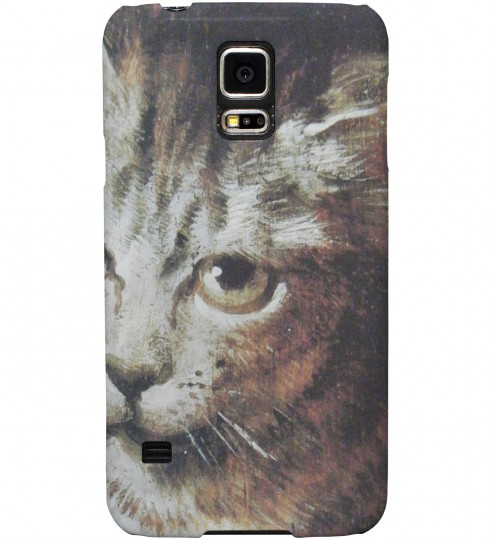 Cat phone case Miniature 1