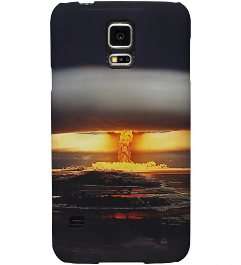 Kaboom phone case Miniature 1