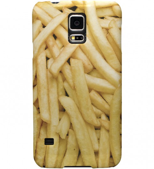 Fries phone case Miniature 1