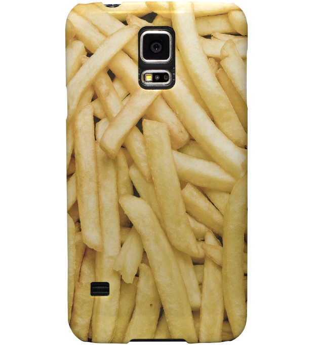 Fries phone case Thumbnail 1