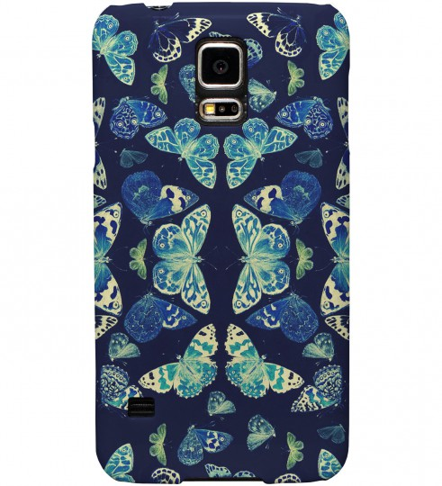 Butterflies phone case Miniature 1