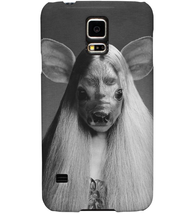 Psyhodelic phone case Miniature 1