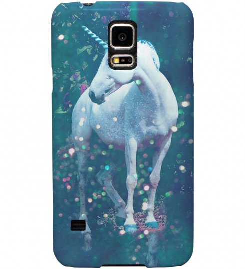 Unicorn phone case Miniature 1