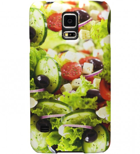 Greek Salad phone case Miniature 1