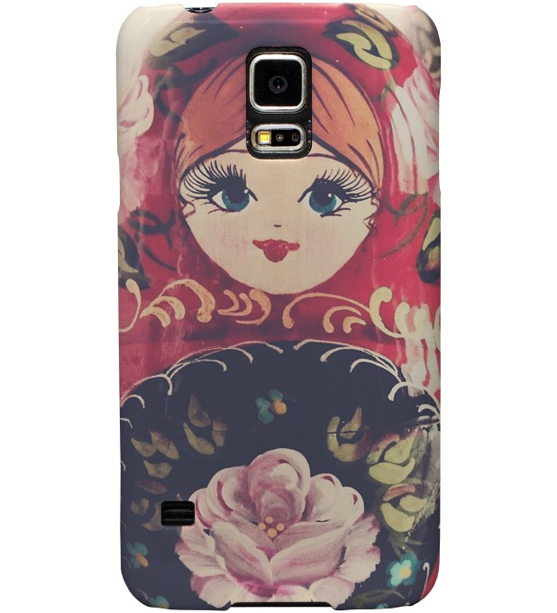 Matrioszka phone case Miniature 1