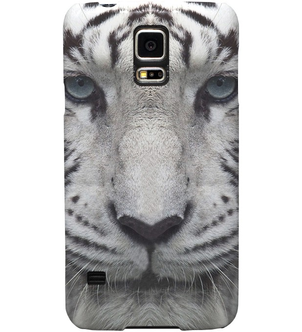 White Tiger phone case Thumbnail 1